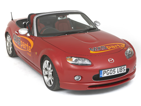 Which Mx 5 Model Have I Got