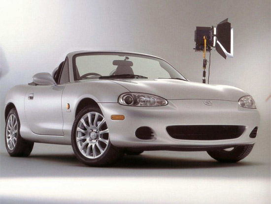 Which MX-5 Model Have I Got ?